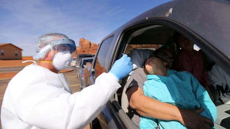 Navajo Nation reports 89 new COVID cases