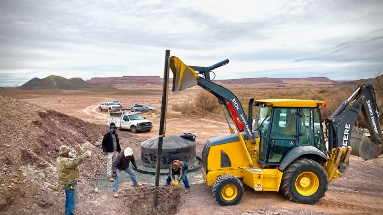 Tolani Lake Enterprises COVID relief initiative hits the ground on western Navajo Nation