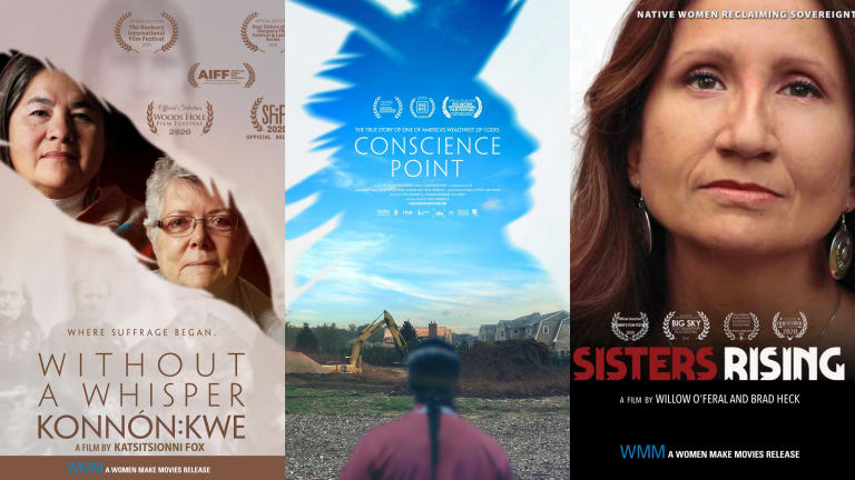New Indigenous films by and about Native women