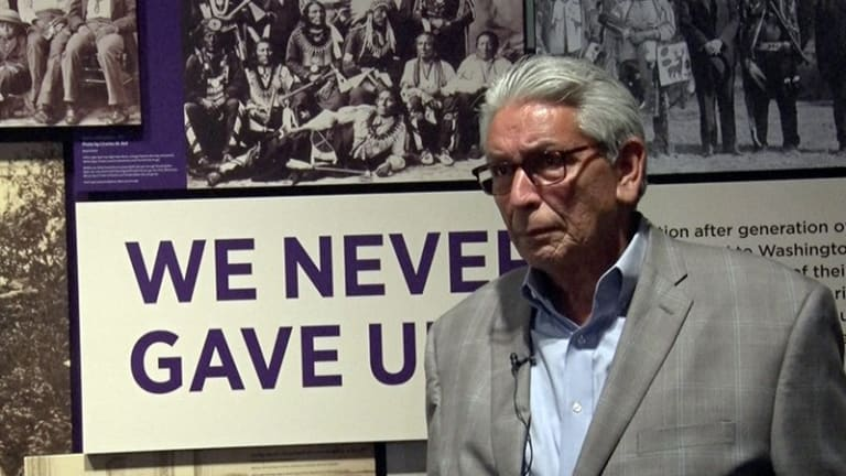 New Smithsonian post for Kevin Gover