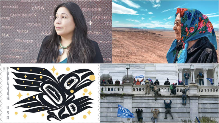 Top 10 Stories: What Indian Country read this past week as of January 9, 2021