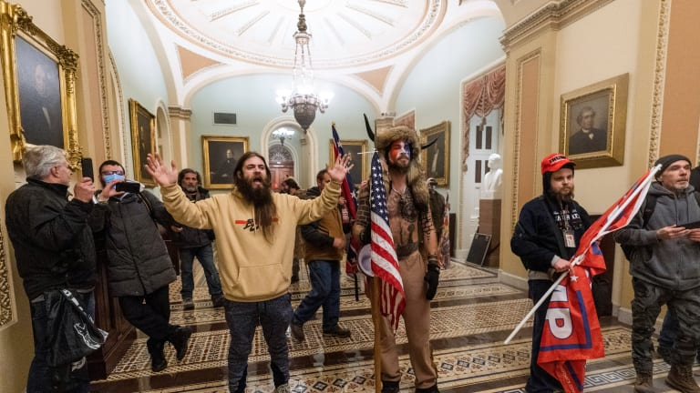 Who were they? Records reveal Trump fans who stormed Capitol