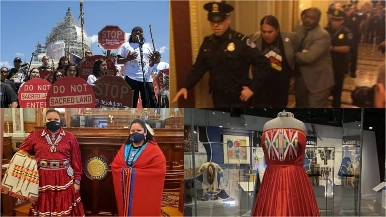 Top 10 Stories: What Indian Country read this past week as of January 16, 2021