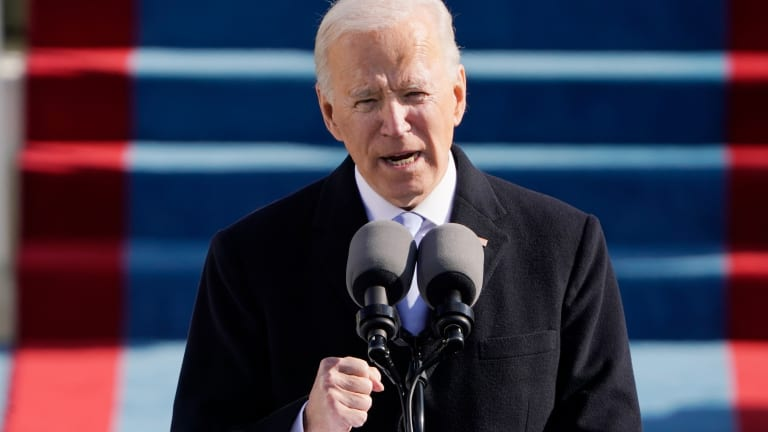 Biden revokes Trump report promoting 'patriotic education'