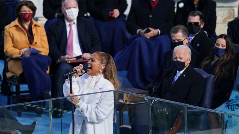 'Your land?' Natives question inaugural song