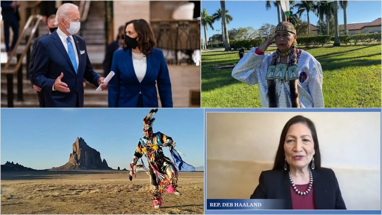 Top 10 Stories: What Indian Country read this past week as of January 23, 2021