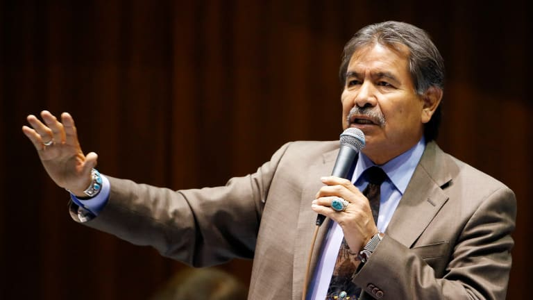 'Immense' contributions: Navajo leader mourned