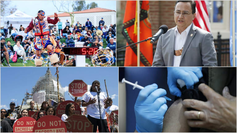 Top 10 Stories: What Indian Country read this past week as of February 6, 2021