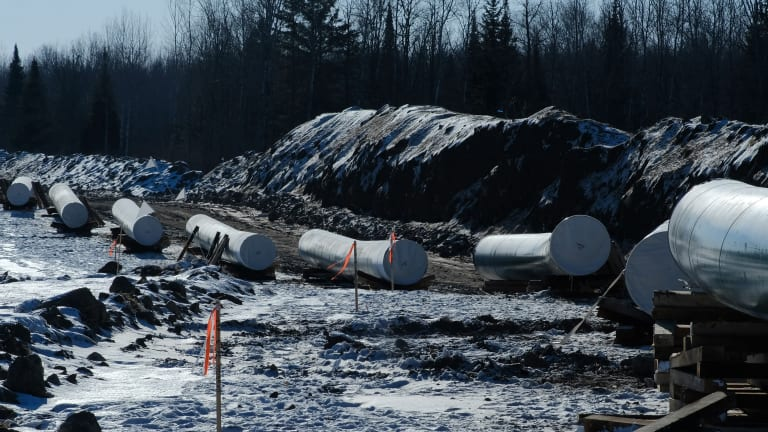Enbridge Line 3 pipeline argued in appeals court