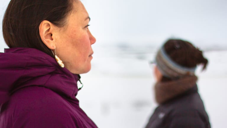 Seeking Justice, Wanting Protection: Disparities in Sexual Assault Crimes in Nome