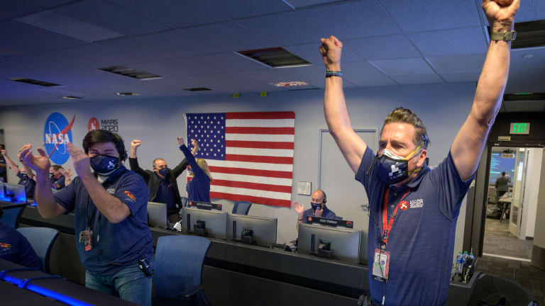 NASA releases Mars video: 'Stuff of our dreams'