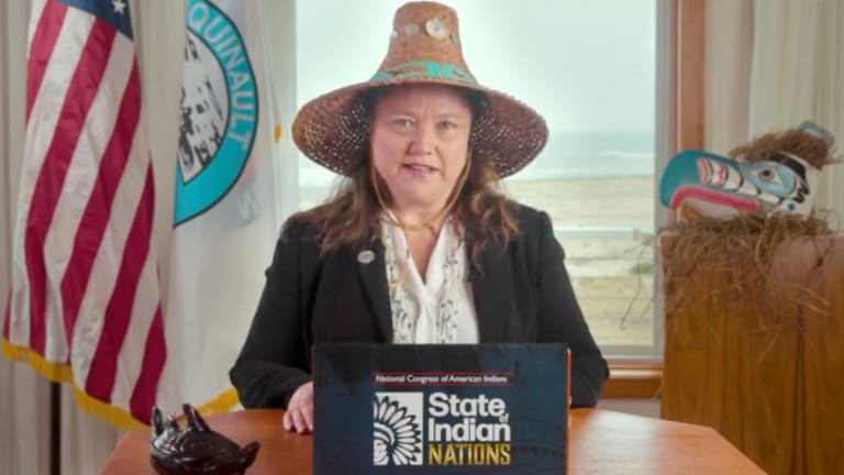 State of Indian Nations goes virtual