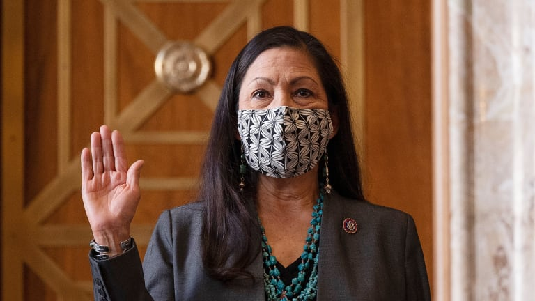 Day One: Deb Haaland questioned on drilling, pipelines