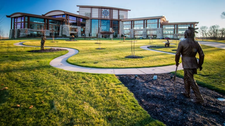 Tribes reach agreement on gambling expansion