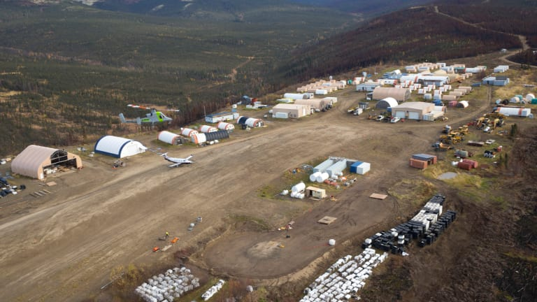 Tribal lawsuit puts Donlin Gold in question