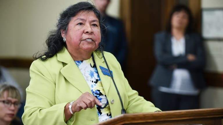 Montana piling up barriers to Native vote