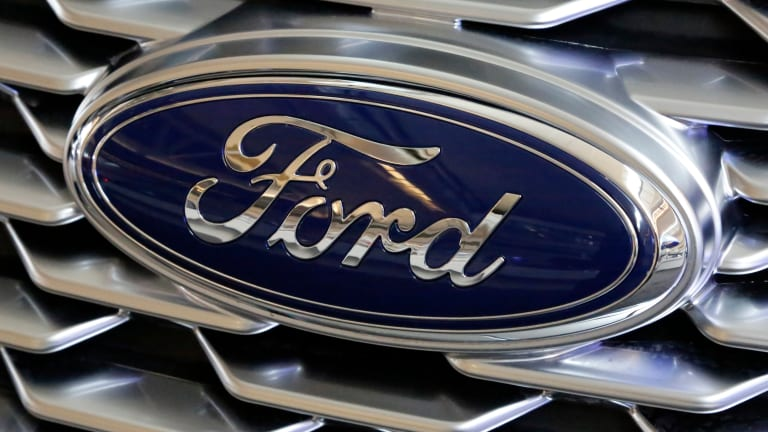 GM, Ford halt some production as chip shortage worsens