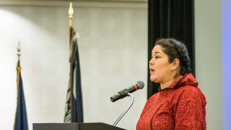 Affiliated Tribes of Northwest Indians and Northwest tribal leaders stand together to protect the environment