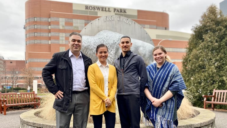 New center for Indigenous cancer research at Roswell Park has regional focus, global reach