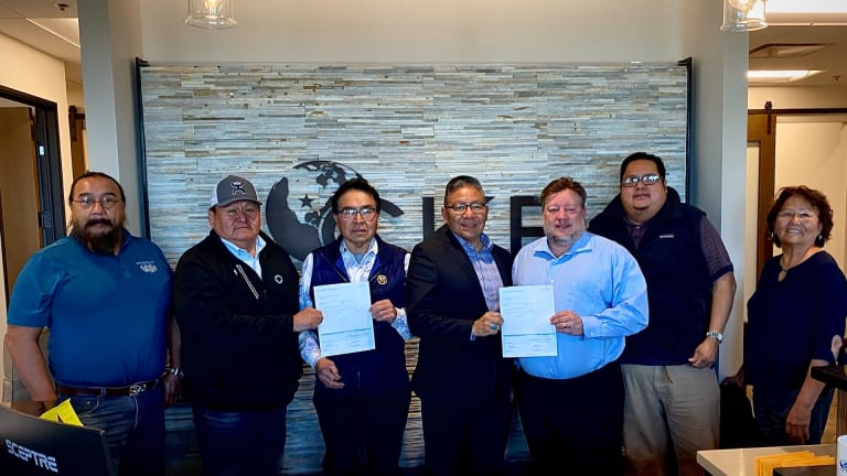 Navajo Nation receives nearly $2 million from third-year agricultural insurance investment