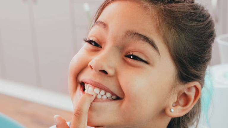 'Strong Teeth, Strong Kid,' brightening smiles in Native communities