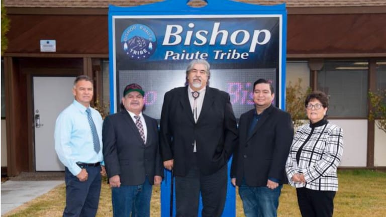 Bishop Paiute Tribal Council Reaches Milestone Agreement with California Department of Fish and Wildlife
