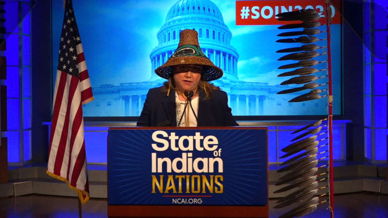 'Undeniable truth … Indian nations' are strong