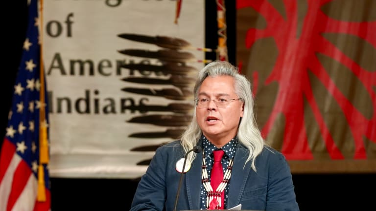 Dr. Aaron A. Payment announces re-election bid as chairperson of the Sault Ste. Marie Tribe of Chippewa Indians