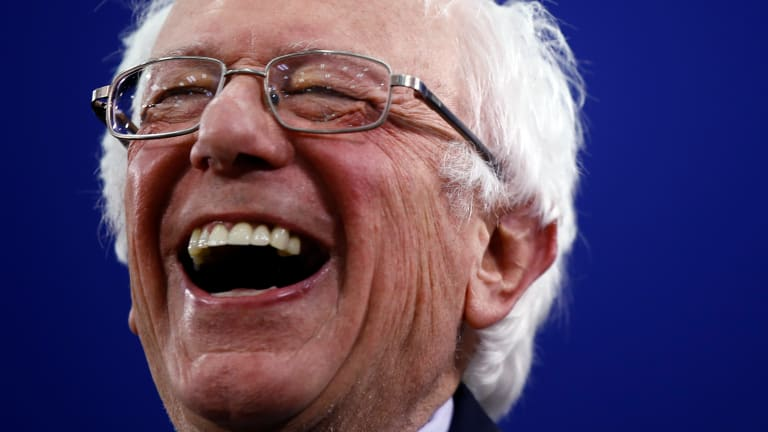 Young, liberal voters made the difference for Bernie Sanders
