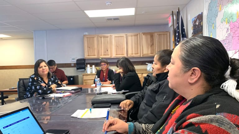 Navajo Nation Council Delegate Crotty moves Missing & Murdered Diné Relatives projects forward, announces awareness action campaign
