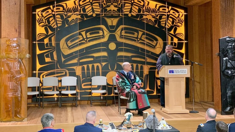 Air Force General explores century-late apology for US bombing of Tlingit villages