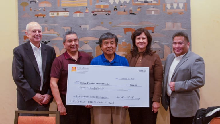 Indian Pueblo Cultural Center receives $15,000 grant for Native American makerspace/incubator