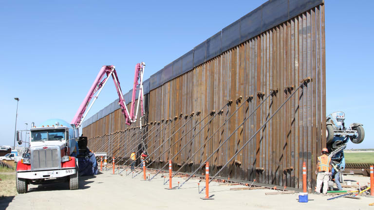 The border wall: Skipping tribal consultation, biological diversity