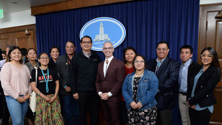 Los Angeles City Council approves partnership with Navajo Nation to implement environmental justice measures on ancestral justice