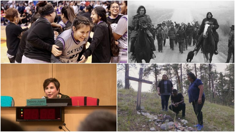 Top 10 Stories: What Indian Country read this past week as of February 29, 2020