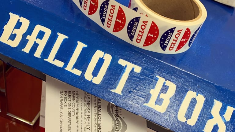 Tornado, virus fears, machines disrupt voting in some states