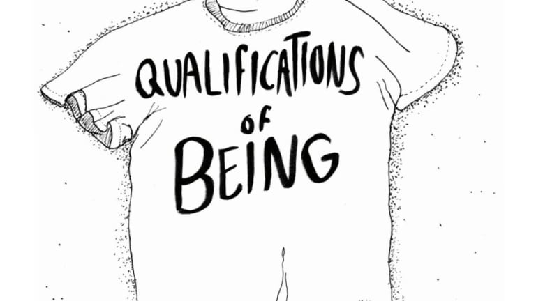 The 'Qualifications of Being'