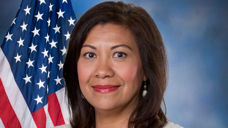 Torres, Haaland celebrate as Native American Economic Opportunity bill becomes law