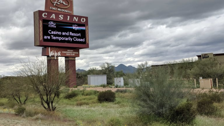 Tribal gaming operations eligible for payroll help