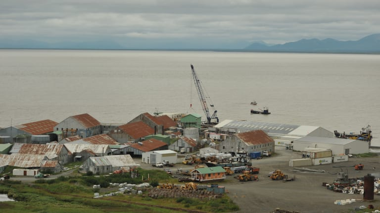 Urgent calls to close the massive Bristol Bay fishery