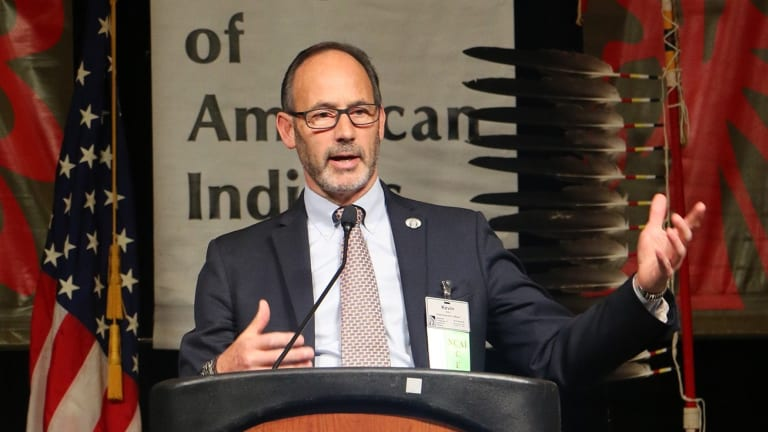 National Congress of American Indians CEO resigns