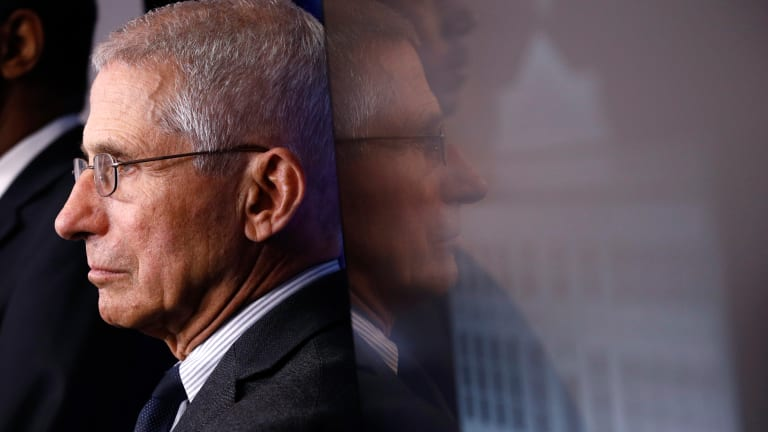 Fauci: US 'going in wrong direction' in pandemic