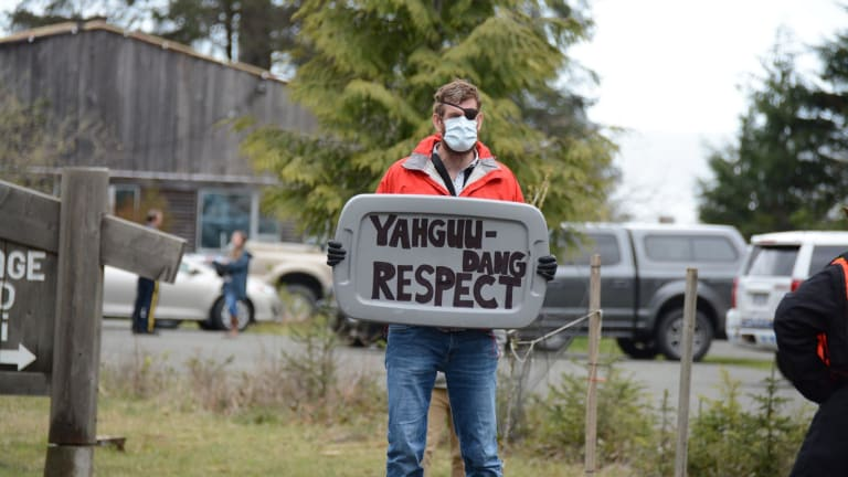 Island tribal nation rallies behind travel restrictions