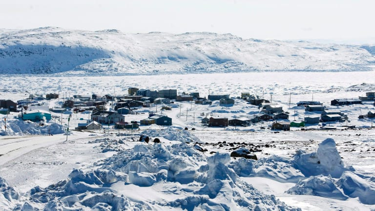 Inuit cling to culture in trying times