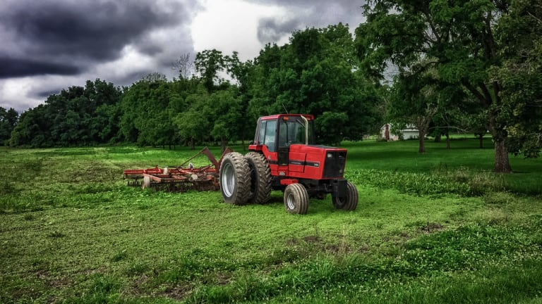 Small farms struggle to get federal relief funds