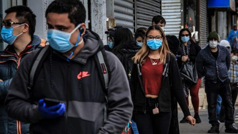 Poll: Pandemic harder on people of color