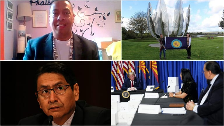 Top 10 Stories: What Indian Country read this past week as of May 9, 2020