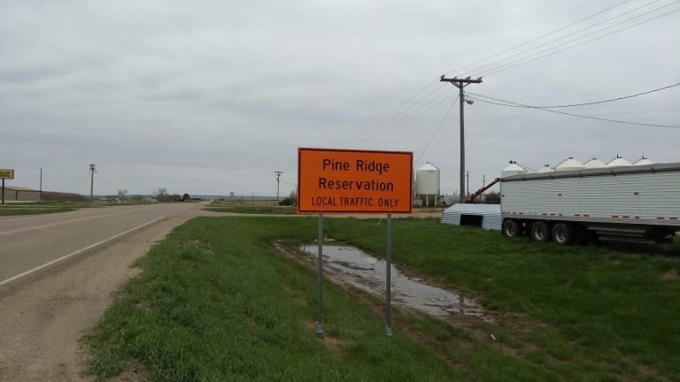 South Dakota tribes stand firm behind checkpoints