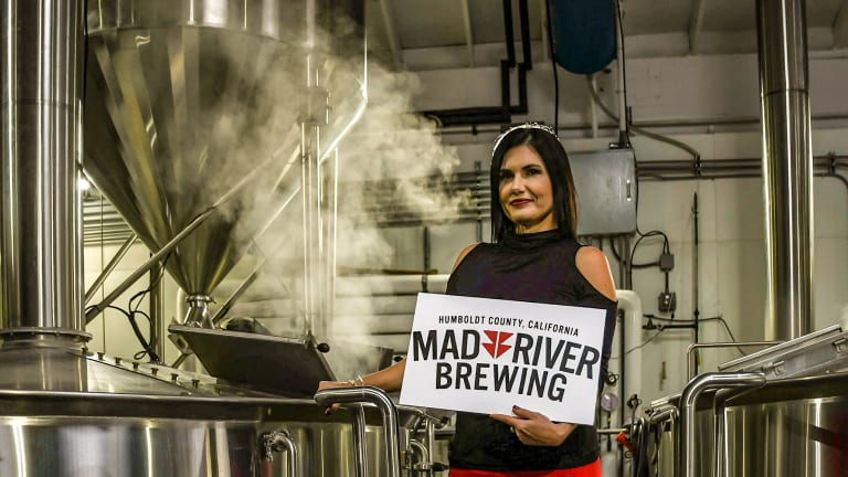 Mad River Brewing Company unveils first logo under Yurok ownership