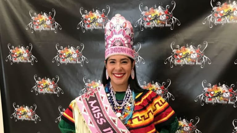 Miss Indian World reigns a second year